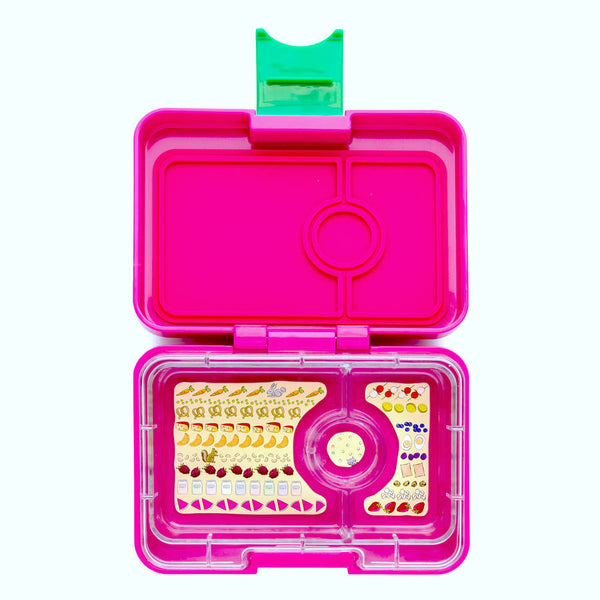 Mini Pink Leakproof Lunch Box - Yumbox