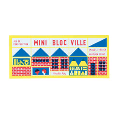 Mini Building Blocks by Moulin Roty