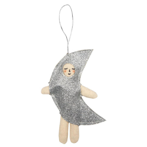 Moon Dress Up Hanging Decoration by Meri Meri