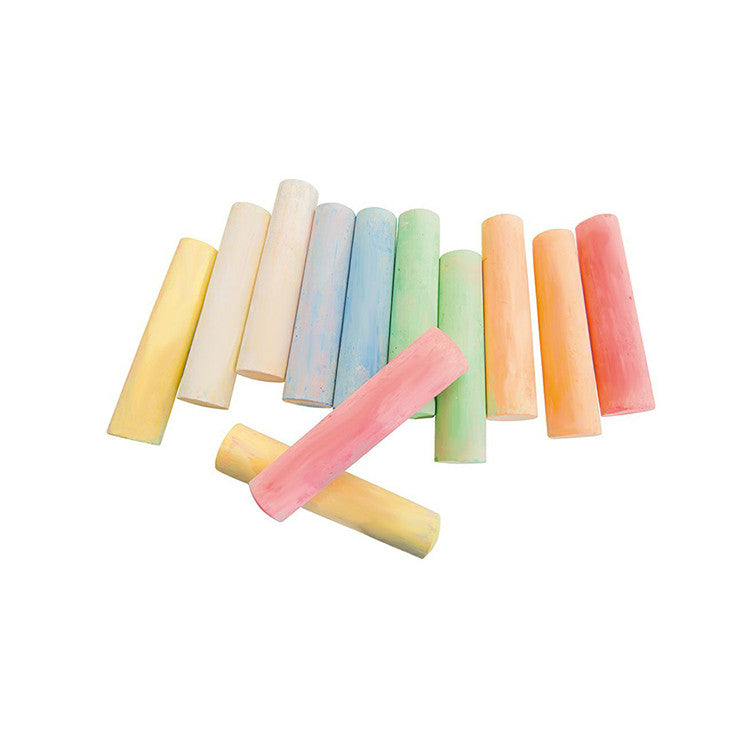 Sidewalk Outdoor Chalk by Moulin Roty - Little Citizens Boutique  - 3