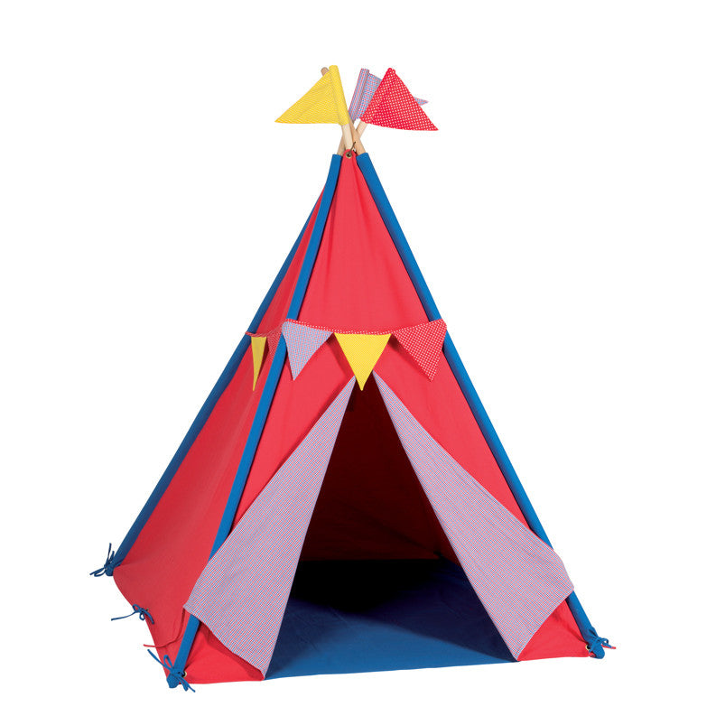 Popipop Teepee by Moulin Roty - Little Citizens Boutique  - 1