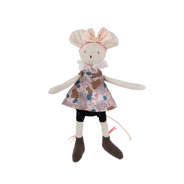 Lala Mouse Doll - Moulin Roty