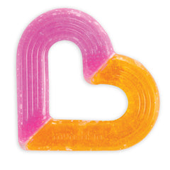 Ice Heart Teethers by Munchkin - Little Citizens Boutique  - 2