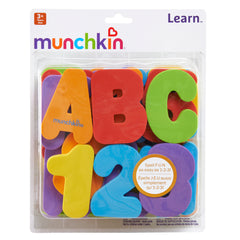Bath Letters and Numbers by Munchkin