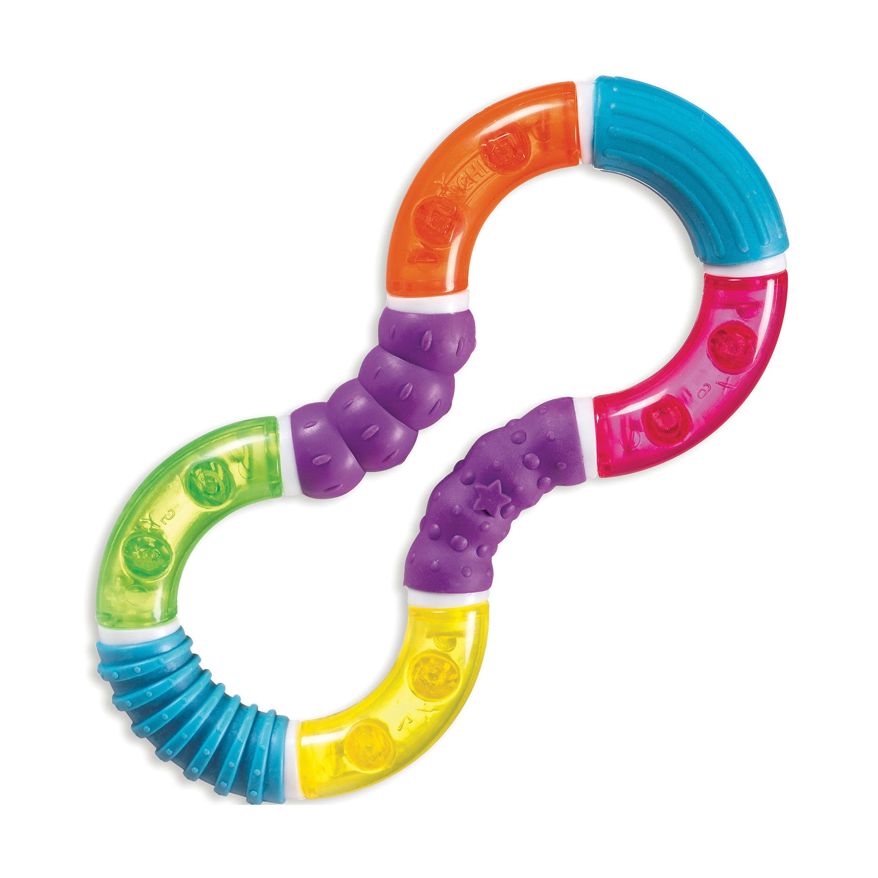 Twisty Figure of 8 Teether Toy by Munchkin – Little Citizens Boutique