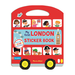 My First London Sticker Book by Marion Billet