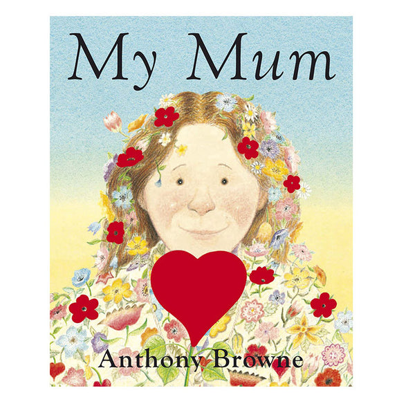 My Mum Card Book for Kids