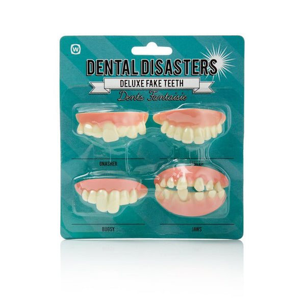Dental Disasters by Natural Products