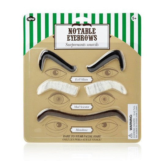 Notable Eyebrows by Natural Products