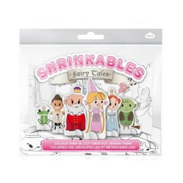 Shrinkables - Fairy Tale by Natural Products