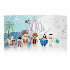 Shrinkables - Pirates by Natural Products - Little Citizens Boutique  - 2