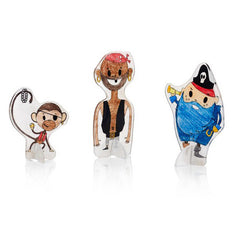 Shrinkables - Pirates by Natural Products - Little Citizens Boutique  - 3