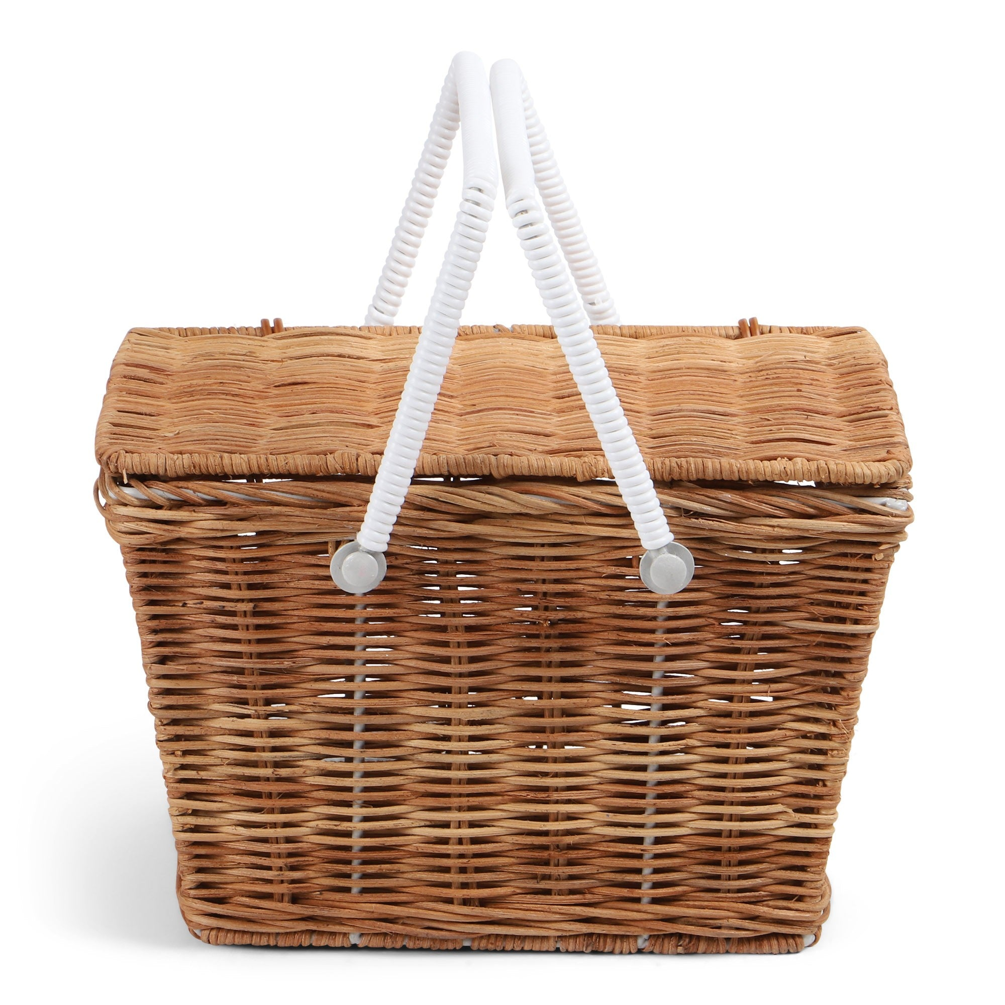 Piki Basket in Natural by Olli Ella