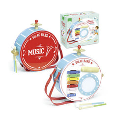 One Man Band Toy Instrument by Vilac - Little Citizens Boutique  - 3