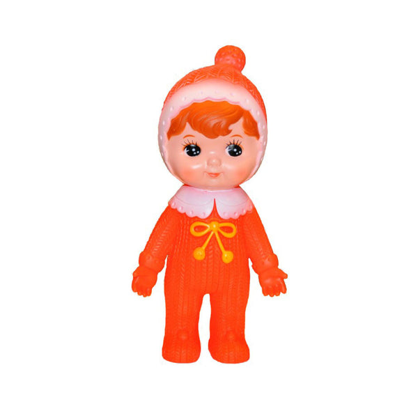 Woodland Doll - Dayglow Orange