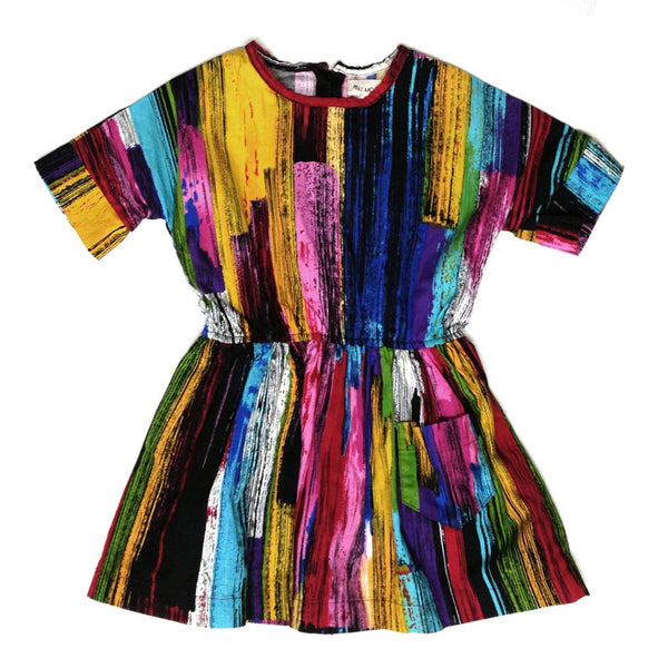 Paloma Paintbrush Dress