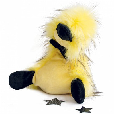 Coin Coin Ziggy Jaune Medium 22cm Tall