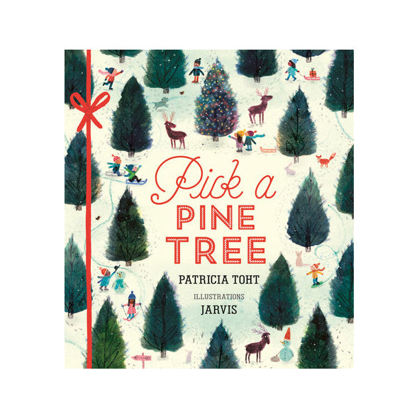 Pick a Pine Tree Children's Book