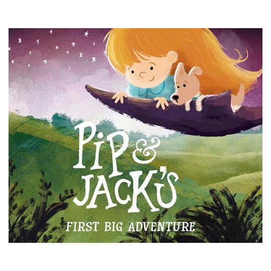 Pip and Jack's First Big Adventure