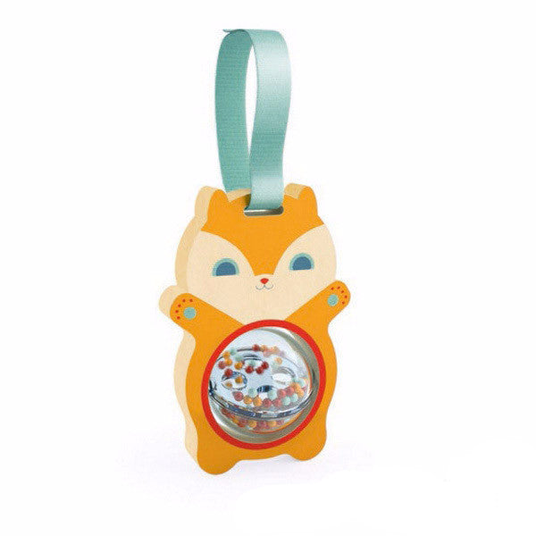 Pitinut Baby Rattle by Djeco