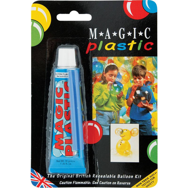 Magic Plastic
