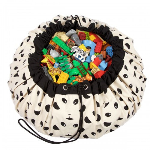 Toy Storage Bag & Mat - Panda by Play & Go