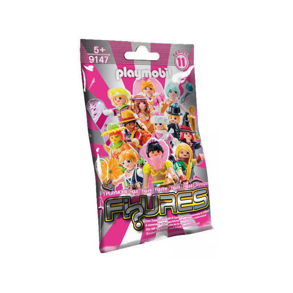 Playmobil Figures S11 Pink Bag