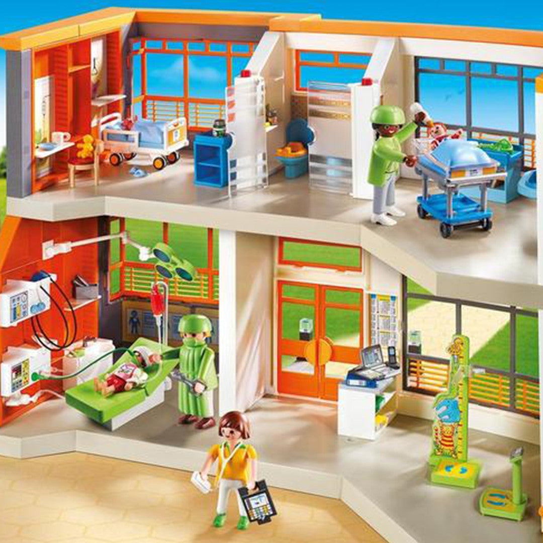Playmobil Furnished Children