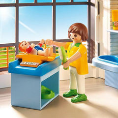 Playmobil Furnished Children's Hospital