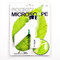 Pocket Microscope Natural Products - Little Citizens Boutique  - 1