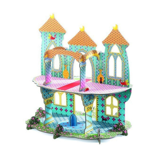 Fairytale Castle - Pop Up & Play