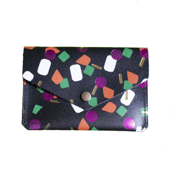 Black Tutti Frutti Popper Purse from ARK