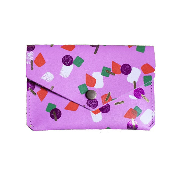 Pink Tutti Frutti Popper Purse from ARK