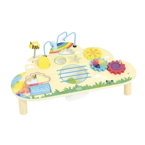 Rainbow Activity Table By Vilac