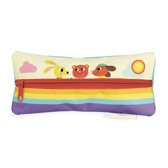 Rainbow Pencil Case by Ingela P Arrhenius for Vilac