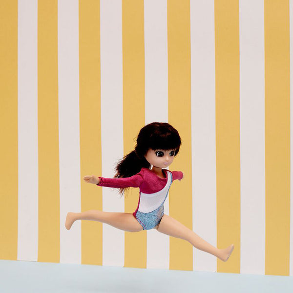 Raising The Bar Gymnastics Lottie Doll Outfit
