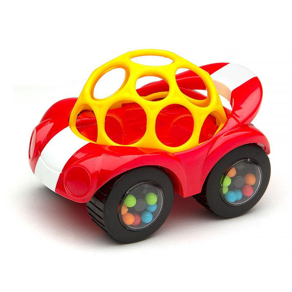 Rattle and Roll Car in Red by Oball