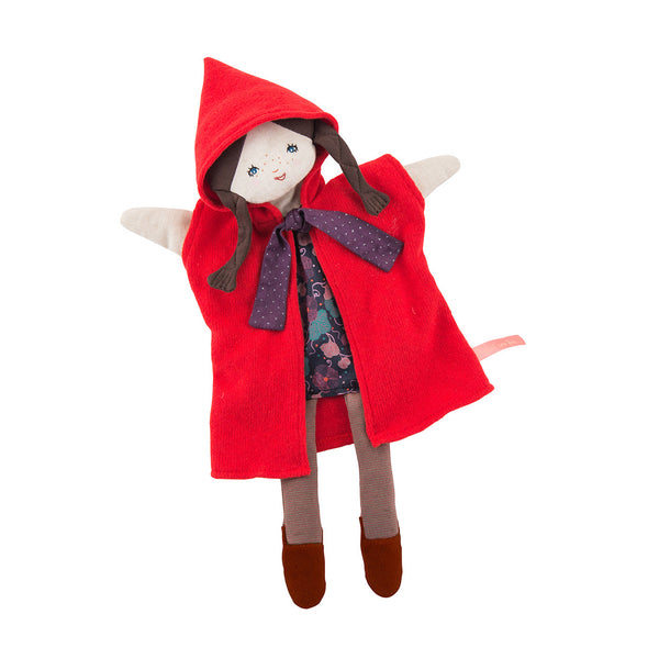 Little Red Riding Hood Puppet by Moulin Roty