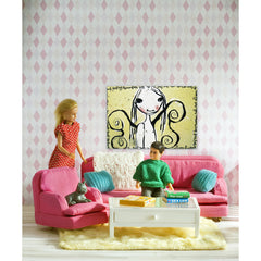 Pink Living Room Set by Smaland - Little Citizens Boutique  - 2