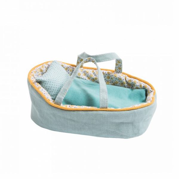 Famille Mirabella Small Carry Cot by Moulin Roty