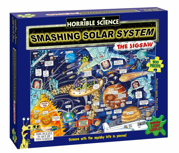 Smashing Solar System by Galt