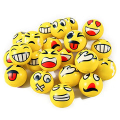 Yellow Emoji Stress Ball