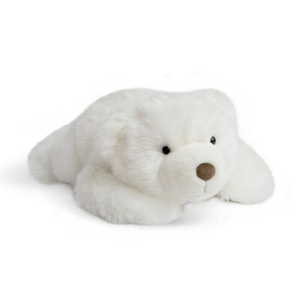 Snow Bear Soft Toy