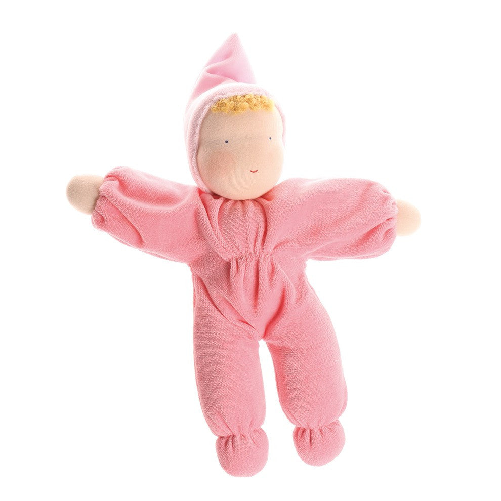 Soft Pink Waldorf Doll by Grimm