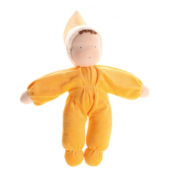 Soft Yellow Waldorf Doll by Grimm's