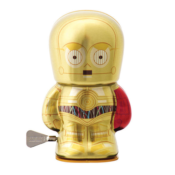 Star Wars C-3PO Bebot Wind Up by Tobar