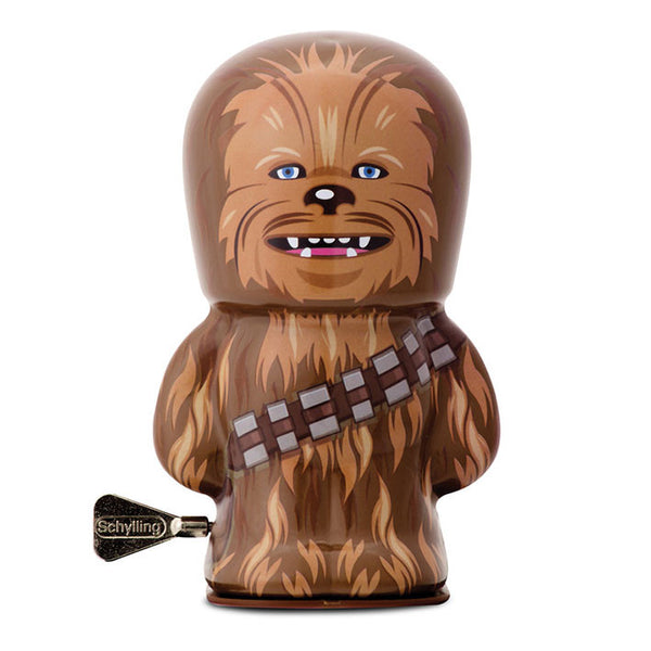 Star Wars Chewbacca Bebot Wind Up by Tobar