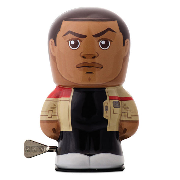 Star Wars Finn Bebot Wind Up by Tobar