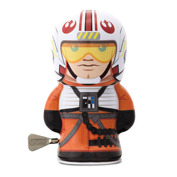 Star Wars Luke Skywalker Bebot Wind Up by Tobar