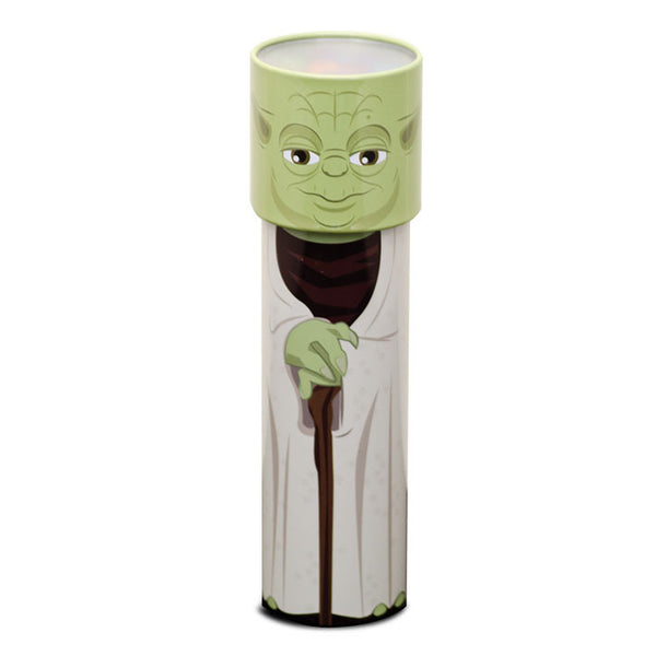 Star Wars Yoda Kaleidoscope by Tobar